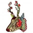 Miho trophée cerf Roe Flower Blow-up